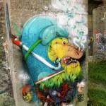street art droit auteur